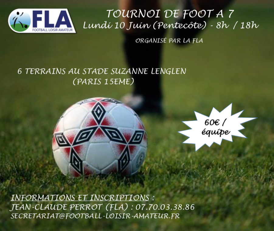 football loisir amateur